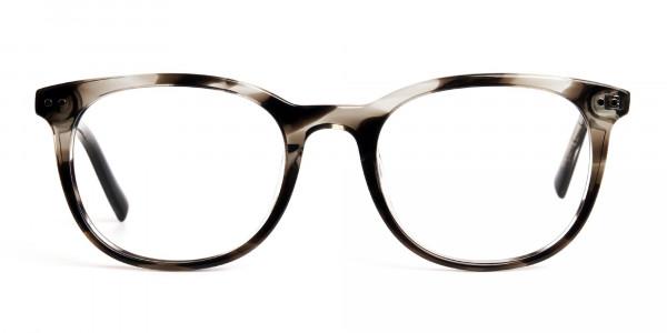 Wayfarer tortoiseshell glasses