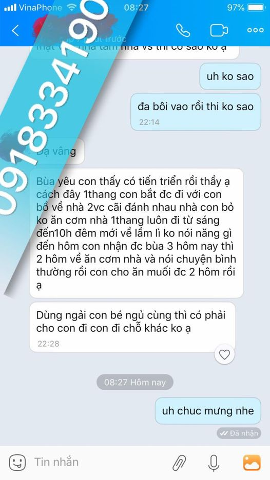 Thầy bùa yêu ở Nha Trang Khánh Hòa tài giỏi