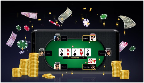 Online Texas HoldEm Poker Choosing a Cash Ring Game