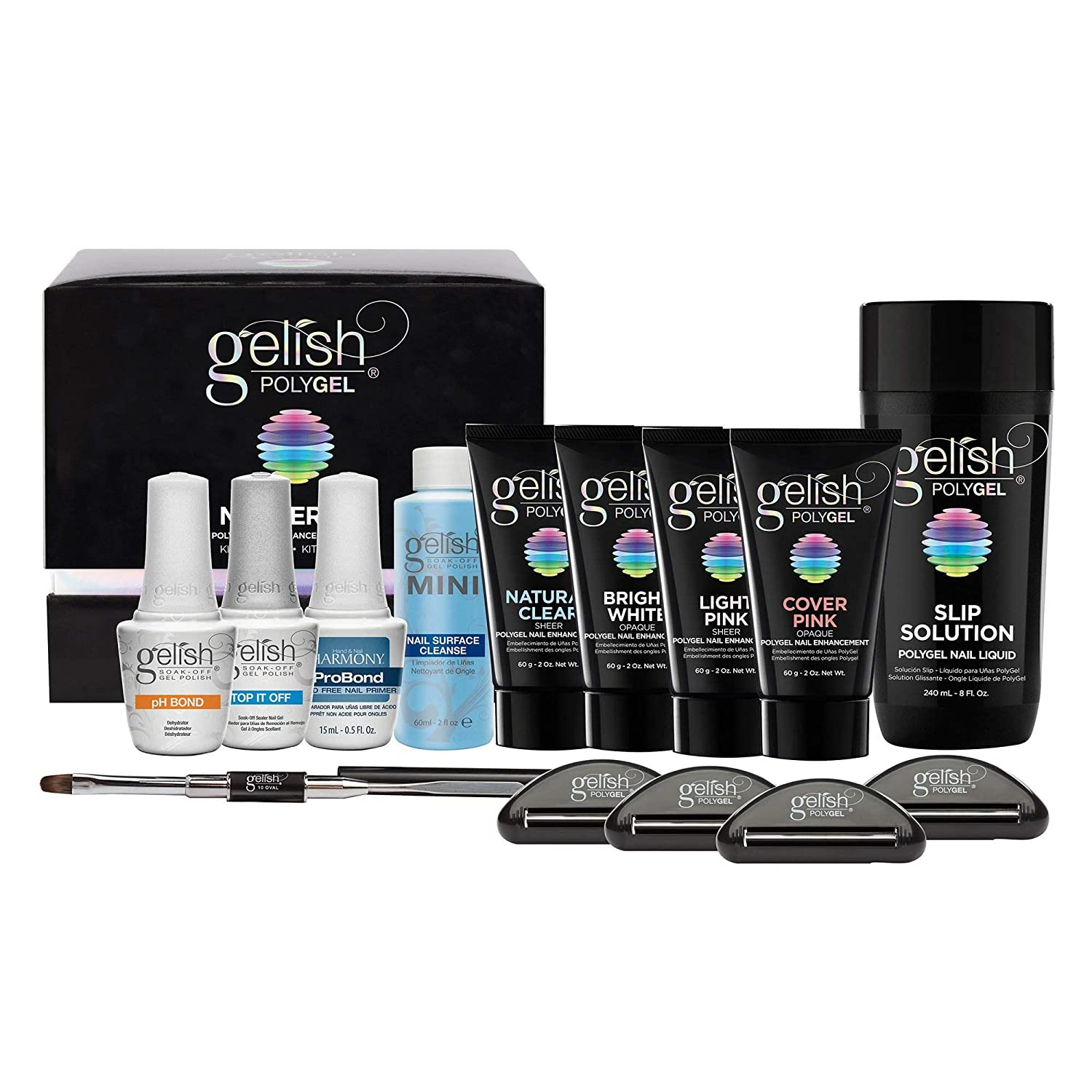 Gelish Polygel Master Kit Review