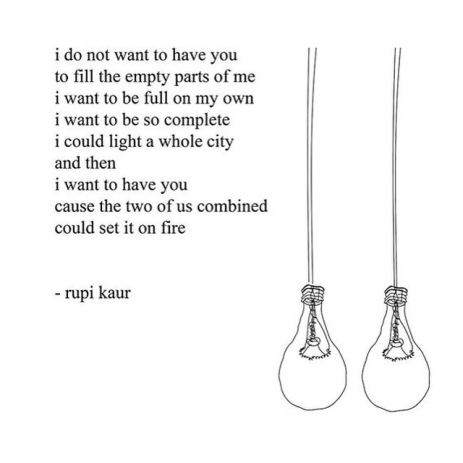 Image result for milk and honey poems