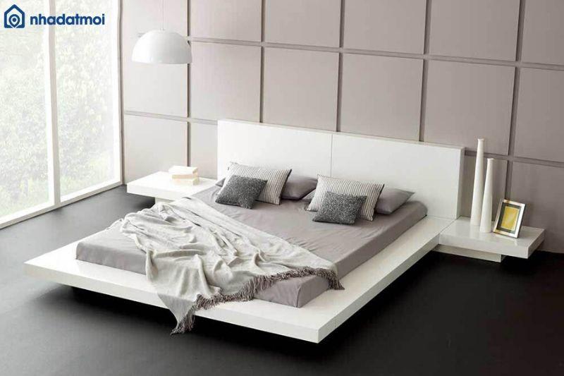 Tối giản nhưng trang trí phòng ngủ Nhật Bản vẫn đáp ứng nhu cầu của gia chủ