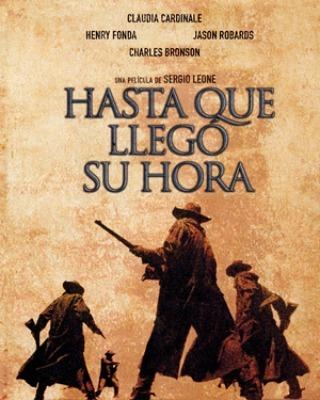 Hasta que llegó su hora (1968, Sergio Leone)