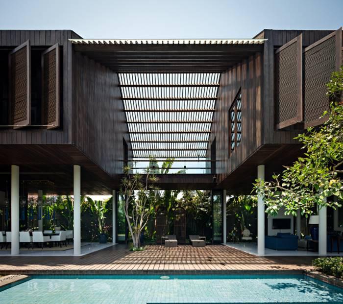 Hasil gambar untuk arsitek rumah indonesia