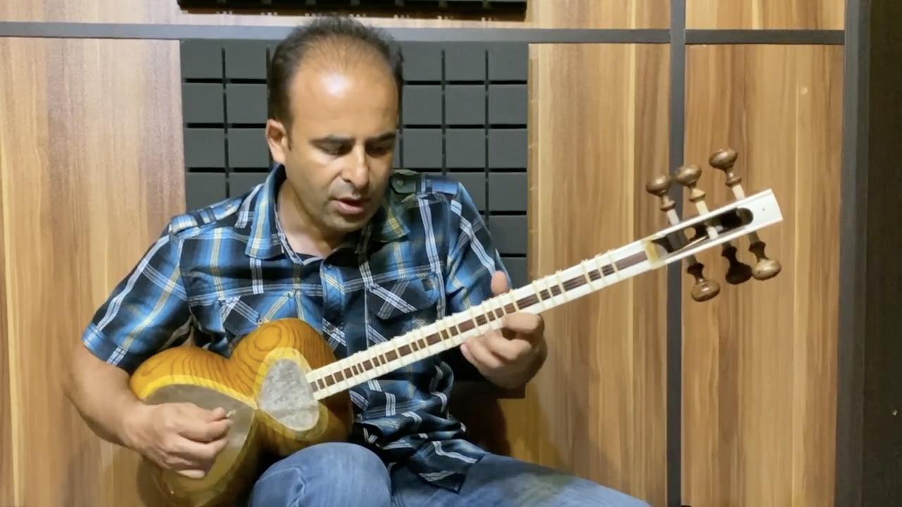 چوپان آهنگ شرقی محمد نوری نیما فریدونی تار