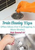 tips on drain cleaning