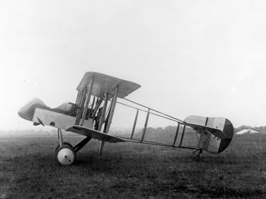 The Airco DH2