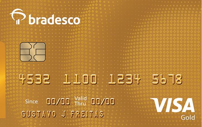 Bradesco Visa Gold