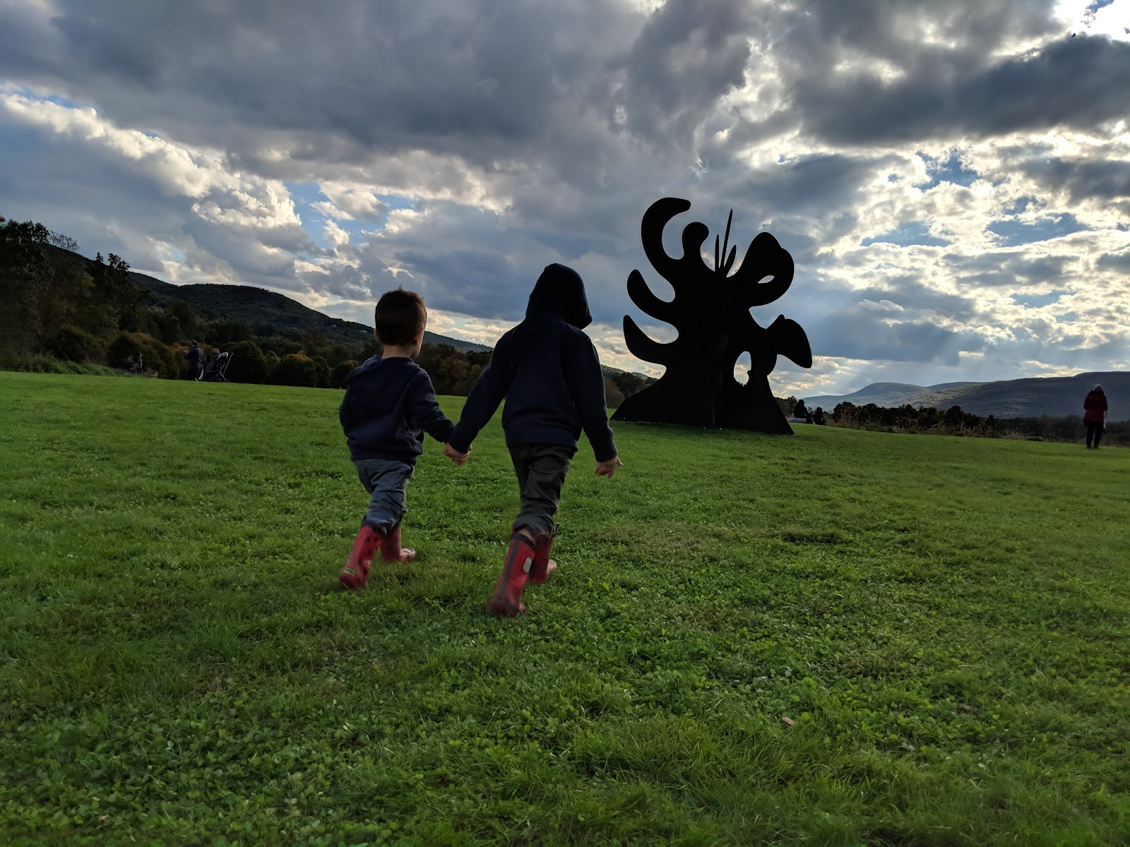 Storm King is a short drive from Dia:Beacon