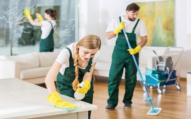 Dịch vụ vệ sinh định kỳ nhà ở là biện pháp tuyệt hảo cho cuộc sống hiện đại