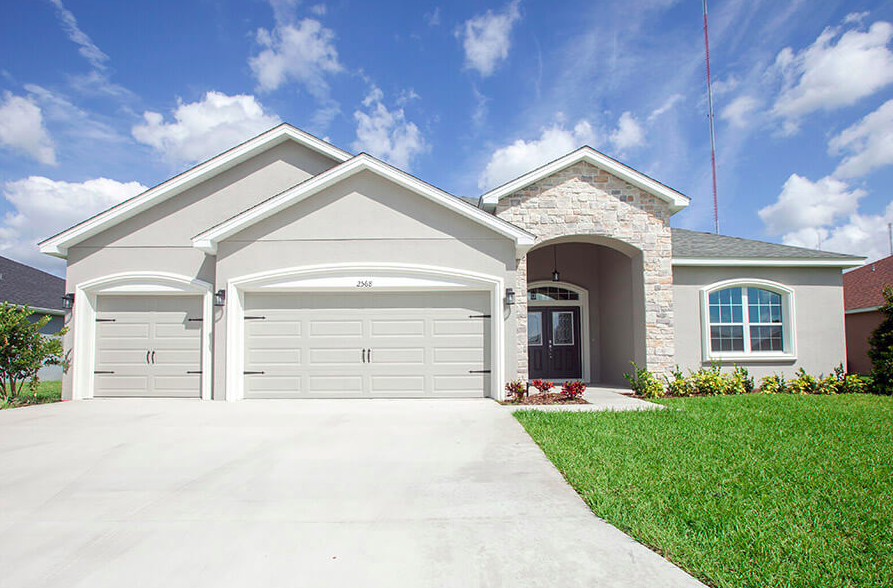 Willow II, a new home available at Summercrest, Ocala new home community