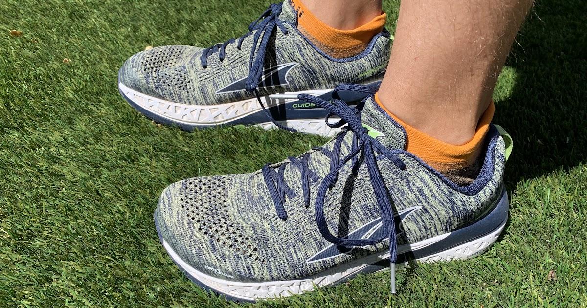 Road Trail Run: Altra Running Paradigm 4.5 Review: Massive