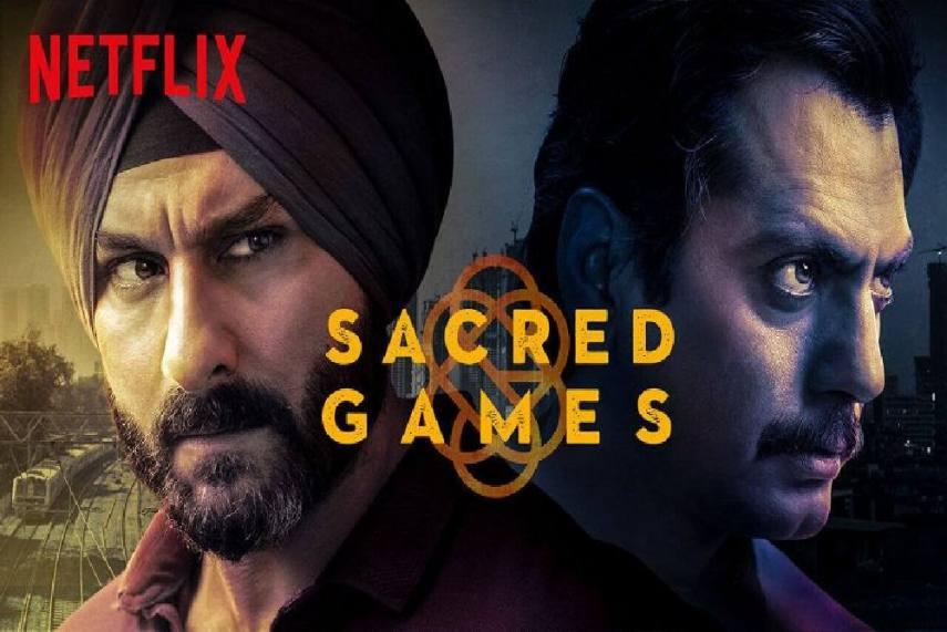 Why 'Sacred Games' Is Giving This Indian Man In UAE Sleepless Nights