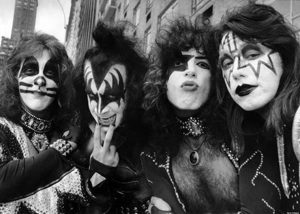 Как выглядели культовые рок-коллективы в начале карьеры группа, музыканты, начало, певцы, рок, длиннопост
