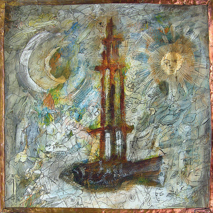 """""""Brother, Sister"""" album cover by mewithoutYou"""