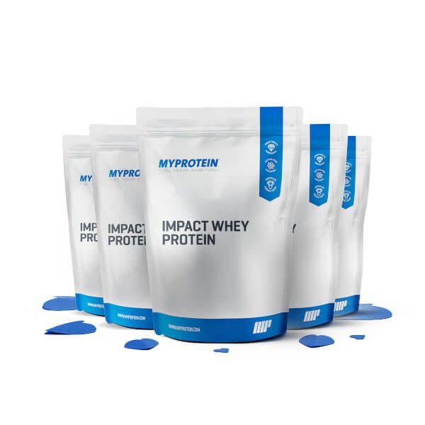 Đánh giá myprotein impact whey
