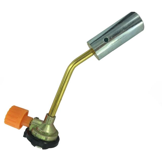 Đèn khò gas cầm tay có thiết kế nhỏ gọn