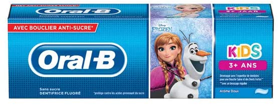 Oral-B Stages Frozen Toothpaste