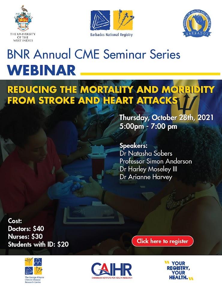 Visit the Barbados Nation Registry website for more information on other upcoming Seminars at www.bnr.org.bb