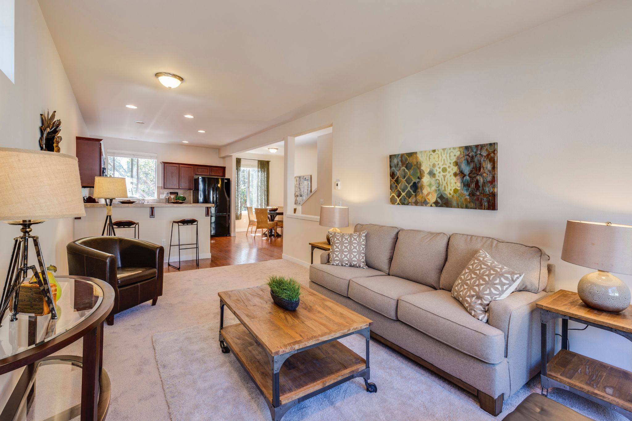 Virtual Staging  and Brand Identity