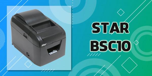 Máy in bill - hóa đơn Star-Micronics Star BSC10 chất lượng, giá rẻ