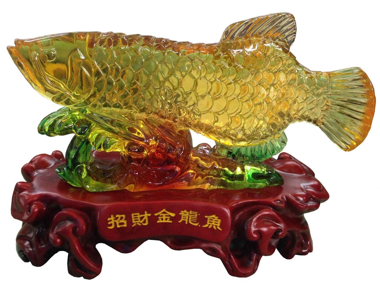 Ý nghĩa của vật phẩm phong thủy cá chép