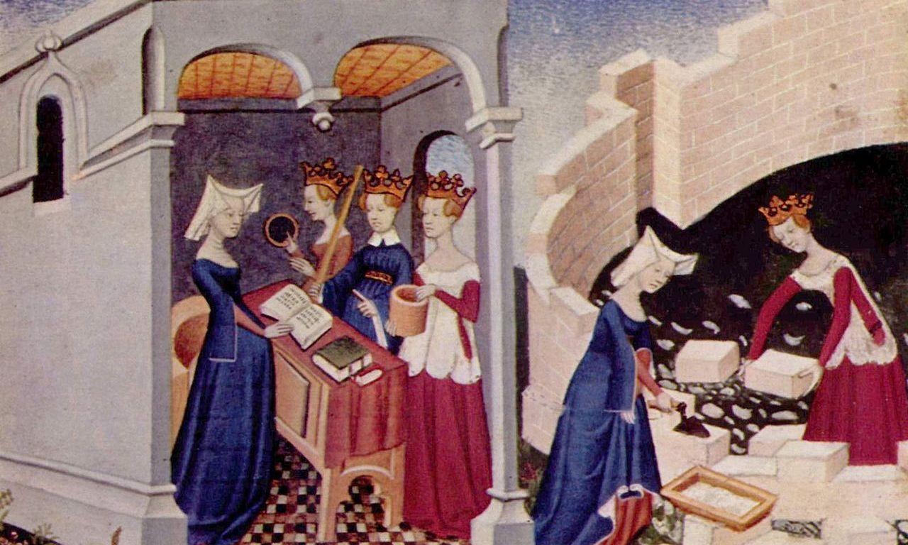 Être une femme libérée au Moyen Âge – Actuel Moyen Âge