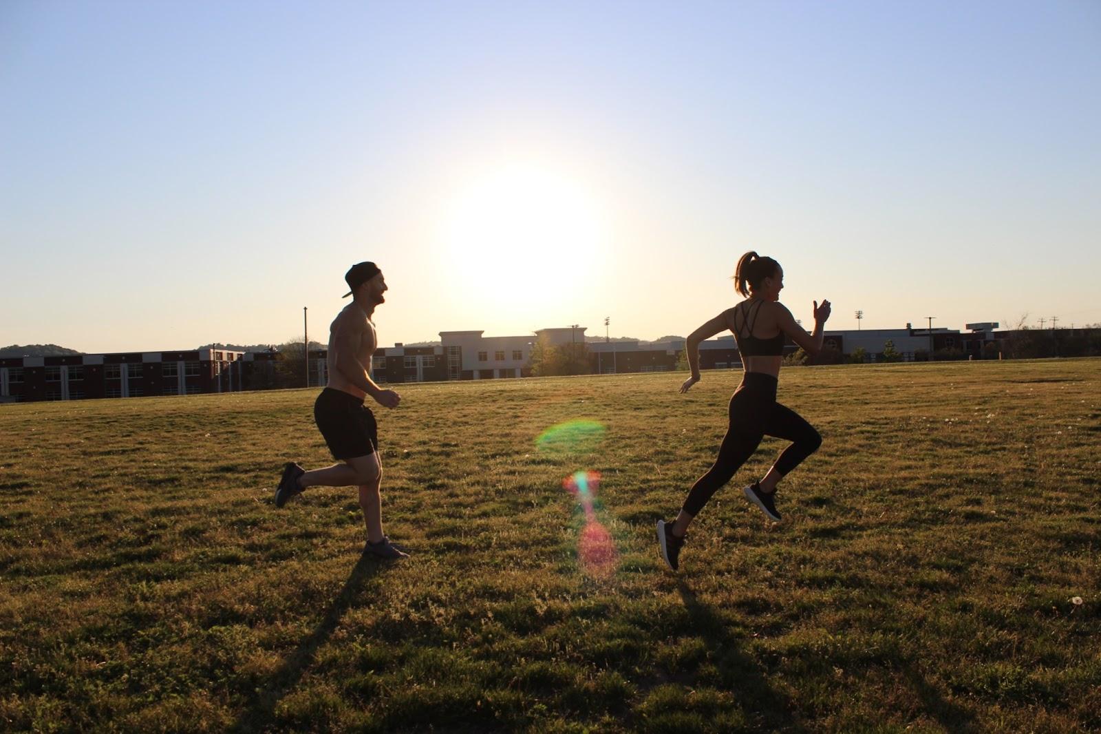 run warm up