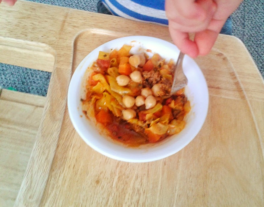 Welcome to Mommyhood: 13 healthy toddler meals