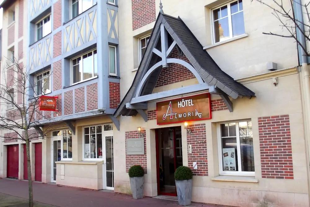 Hôtel Almoria, Deauville
