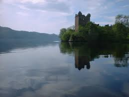 Image result for castle loch ness
