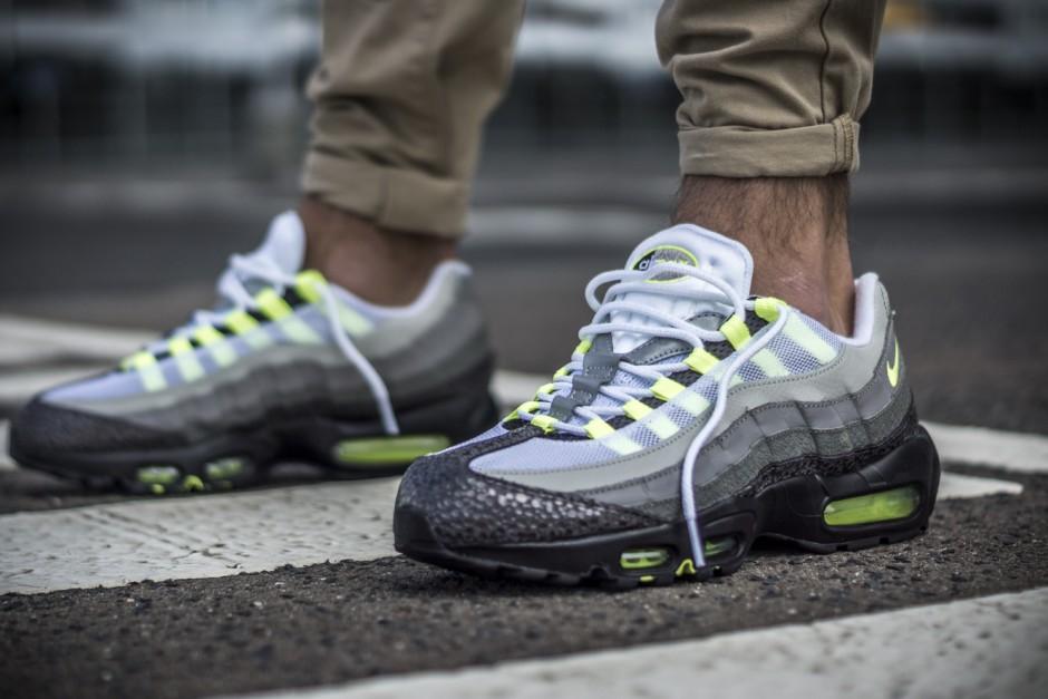058931a7 Купить недорогие мужские кроссовки Nike Air Max 95 в интернет ...