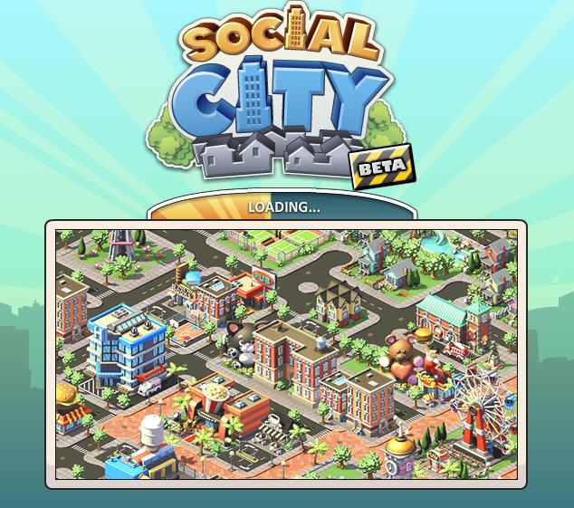 disea tu propia ciudad en social city