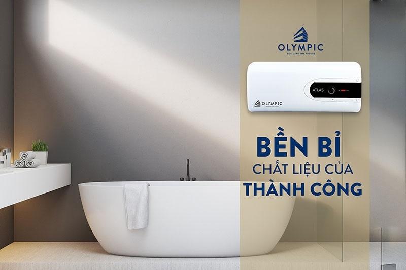 Mua bình nóng lạnh Olympic cho phòng tắm gia đình
