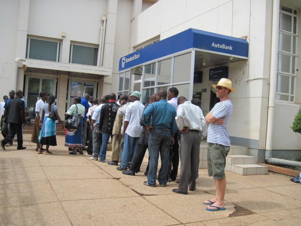 Underbanked Nigeria