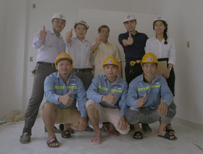 TLT nhận xây dựng trọn gói