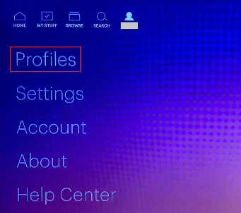 How to switch Hulu profiles on roku 3
