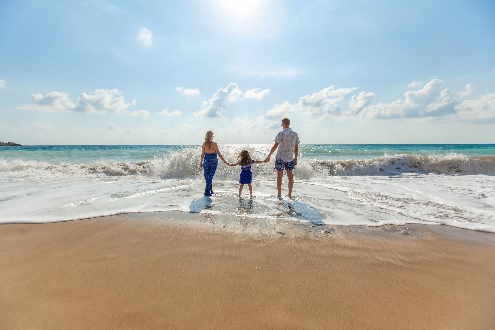 Une image contenant plage, extérieur, nature, eau  Description générée automatiquement