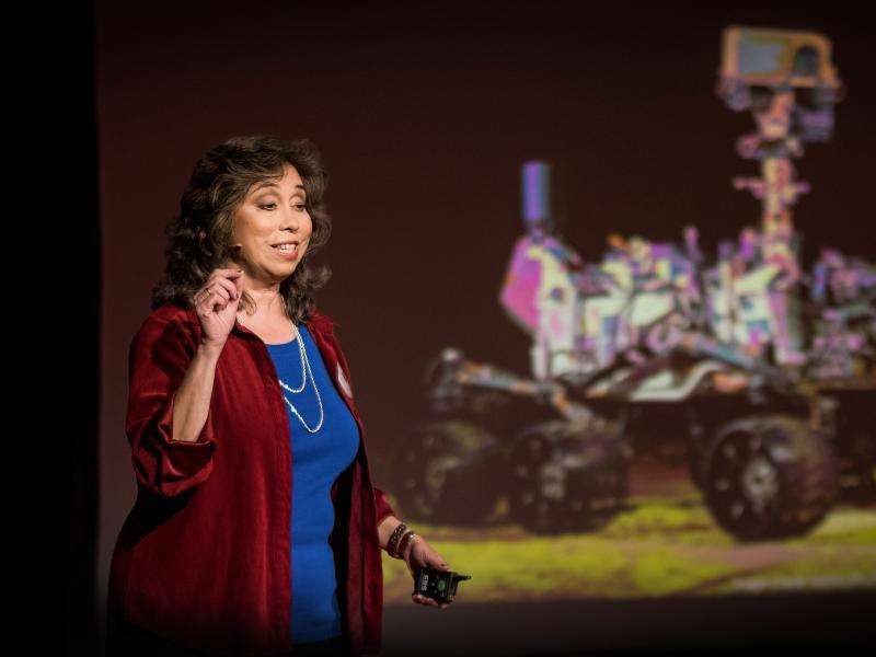 Nagin Cox: What Does Time On Mars Teach Us About Time On ...