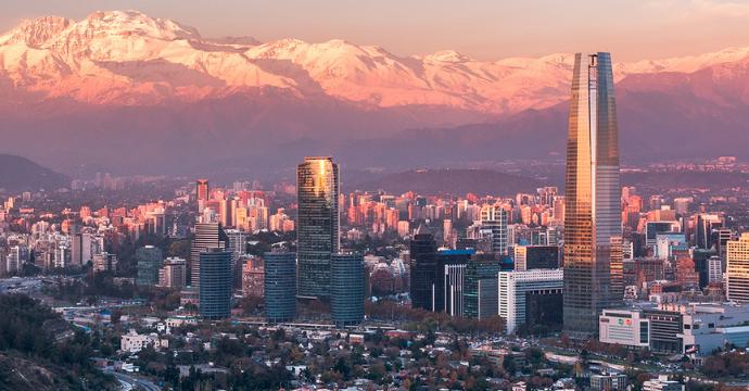 Santiago de Chile: las ciudades más bellas de América del Sur