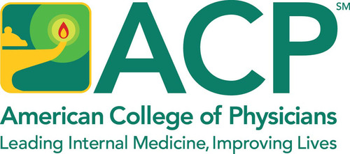 American College of Physicians unveils new logo and tagline: 'Leading  Internal Medicine, Improving Lives'