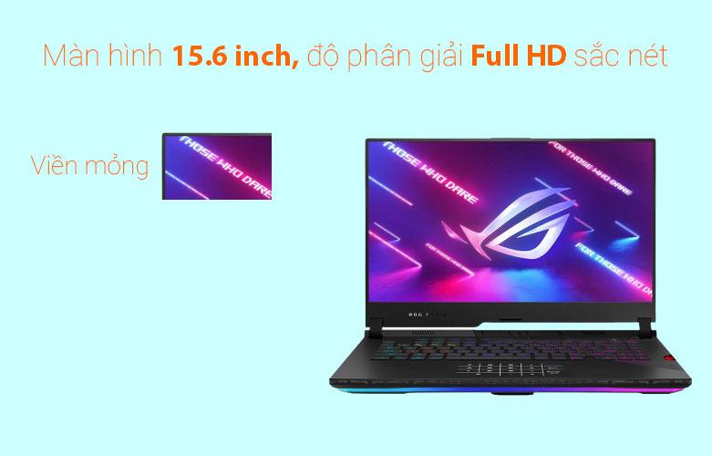 Laptop Asus ROG Strix Scar 15 G533QM-HF089T | Màn hình 15.6 inch