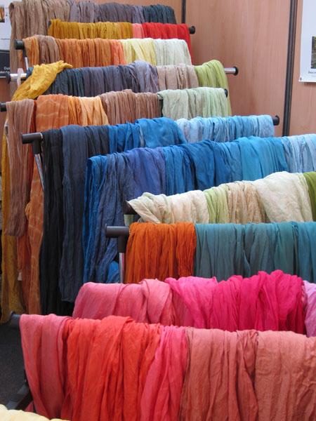 Dye synthesise
