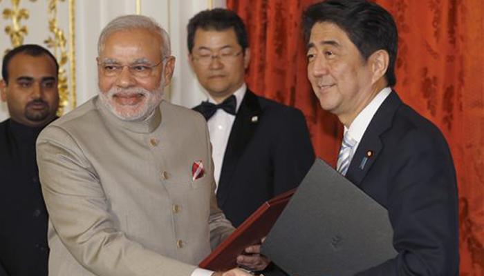 मोदी की जापान यात्रा से 2020 तक द्विपक्षीय व्यापार होगा 50 अरब डॉलर!