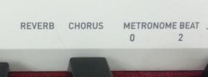 Tạo Reverb - Chrous