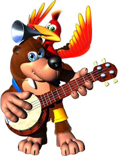 Image result for banjo kazooie