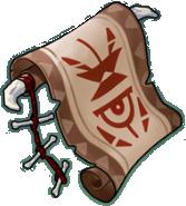 Bản Vẽ Phong Ấn - Sealed Scroll
