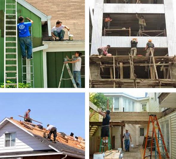 Thời điểm bạn cần sử dụng dịch vụ sửa chữa nhà