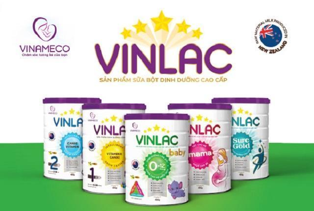 Sản phẩm sữa tăng cân cho trẻ Vinlac - Sự lựa chọn hàng đầu của các bà mẹ 3