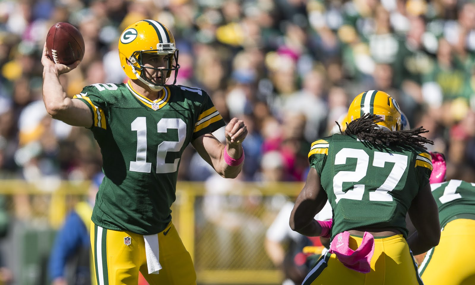 Rodgers, Packers, Set For Big Year